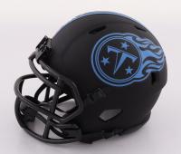 Bud Dupree Signed Titans Eclipse Alternate Speed Mini Helmet (Beckett Hologram) at PristineAuction.com