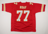 """Willie Roaf Signed Jersey Inscribed """"HOF 2012"""" (TriStar Holgram) at PristineAuction.com"""