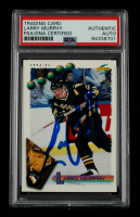 Larry Murphy Signed 1994-95 Score #5 (PSA Encapsulated) at PristineAuction.com
