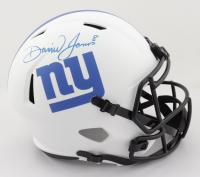 Daniel Jones Signed Giants Full-Size Lunar Eclipse Alternate Speed Helmet (JSA COA) (See Description) at PristineAuction.com