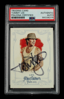 Tommy Lee Signed 2013 Topps Allen and Ginter #140 (PSA Encapsulated) at PristineAuction.com