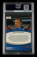 Ryan Newman Signed 2006 Wheels American Thunder #24 (PSA Encapsulated) at PristineAuction.com
