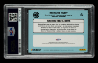 Richard Petty Signed 2019 Donruss #104A (PSA Encapsulated) at PristineAuction.com