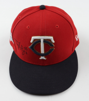 Taylor Rogers Signed Twins New Era Fitted Hat (Beckett COA) at PristineAuction.com