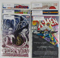 The Comic Gallery Yellow Mystery Box Series-3 at PristineAuction.com