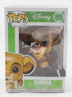 Matthew Broderick Signed Disney #85 Simba Funko Pop! Vinyl Figure (Schwartz COA) at PristineAuction.com