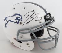 Darius Leonard Signed Authentic On-Field Full-Size Helmet (Beckett COA) (See Description) at PristineAuction.com