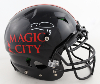 Calvin Ridley Signed Authentic On-Field Full-Size Vengeance Helmet (Beckett COA) (See Description) at PristineAuction.com