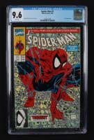 "1990 ""Spider-man"" Issue #1 Marvel Comic Book (CGC 9.6) at PristineAuction.com"