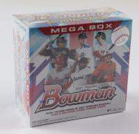 2021 Bowman Baseball Mega Box with (6) Packs at PristineAuction.com