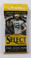 2020 Panini Select Football Value Pack with (15) Cards at PristineAuction.com