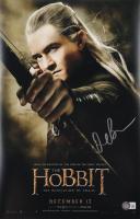 "Orlando Bloom Signed ""The Hobbit: The Desolation of Smaug"" 11x17 Photo (Beckett Hologram) at PristineAuction.com"