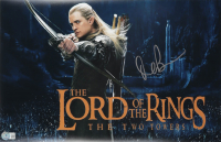 """Orlando Bloom Signed """"The Lord of the Rings: The Two Towers"""" 11x17 Photo (Beckett Hologram) at PristineAuction.com"""