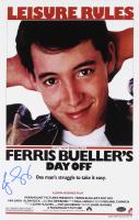 "Jennifer Grey Signed ""Ferris Bueller's Day Off"" 11x17 Photo (Schwartz COA) at PristineAuction.com"