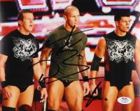 Ted DiBiase Jr. Signed WWE 8x10 Photo (PSA Hologram) at PristineAuction.com