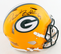 David Bakhtiari Signed Packers Full-Size Authentic On-Field Speed Helmet (Beckett Hologram) at PristineAuction.com