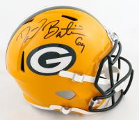 David Bakhtiari Signed Packers Full-Size Speed Helmet (Beckett Hologram) at PristineAuction.com