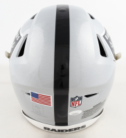 Bill Romanowski Signed Raiders Full-Size Authentic On-Field SpeedFlex Helmet (JSA COA) at PristineAuction.com