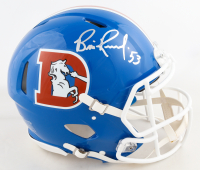 Bill Romanowski Signed Broncos Full-Size Authentic On-Field Throwback Speed Helmet (JSA COA) at PristineAuction.com