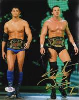 Ted DiBiase Jr. Signed WWE 8x10 Photo (PSA COA) (See Description) at PristineAuction.com