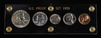 1955 United States Mint Proof Set of (5) Coins at PristineAuction.com