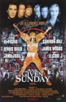 """Lawrence Taylor Signed """"Any Given Sunday"""" 11x17 Photo (Schwartz COA) at PristineAuction.com"""