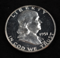 1951 United States Mint Proof Set of (5) Coins at PristineAuction.com