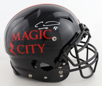 Calvin Ridley Signed Full-Size Authentic On-Field Vengeance Helmet (Beckett COA) (See Description) at PristineAuction.com