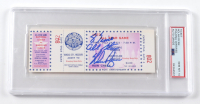 """Nolan Ryan Signed 1973 All-Star Game Ticket Inscribed """"8 Time All Star"""" (PSA Encapsulated) at PristineAuction.com"""