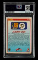 Jaromir Jagr Signed LE 1990-91 Score #428 RC (PSA Encapsulated) at PristineAuction.com
