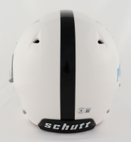 D. J. Moore Signed Full-Size Authentic On-Field Helmet (Beckett Hologram) at PristineAuction.com