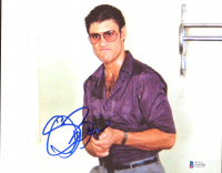Steven Bauer Signed 8x10 Photo (Beckett COA) at PristineAuction.com