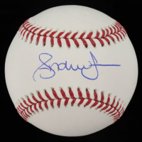 Andruw Jones Signed OML Baseball (JSA COA) at PristineAuction.com