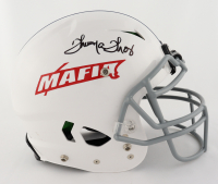 Thurman Thomas Signed Full-Size Authentic On-Field Vengeance Helmet (Beckett COA) at PristineAuction.com