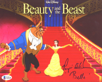 """Paige O'Hara Signed """"Beauty and the Beast"""" 8x10 Photo Inscribed """"Belle"""" (Beckett COA) at PristineAuction.com"""