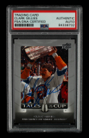 Clark Gillies Signed 2008-09 Upper Deck Tales of the Cup #TC5 (PSA Encapsulated) at PristineAuction.com