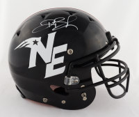 Deion Branch Signed Full-Size Authentic On-Field Helmet (Beckett COA) (See Description) at PristineAuction.com