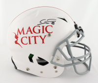 Calvin Ridley Signed Full-Size Authentic On-Field Vengeance Helmet (Beckett COA) at PristineAuction.com