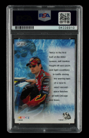 Jeff Gordon Signed 2002 Press Pass Optima Cool Persistence #CP3 (PSA Encapsulated) at PristineAuction.com
