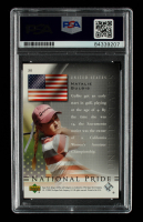 Natalie Gulbis Signed 2004 SP Authentic #50 NP (PSA Encapsulated) at PristineAuction.com