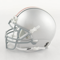Jack Nicklaus Signed Ohio State Buckeyes Mini-Helmet (PSA COA) at PristineAuction.com