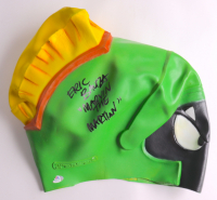 """Eric Bauza Signed Full-Size Mask Inscribed """"Marvin The Martian"""" (PSA COA) at PristineAuction.com"""