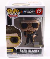 Ryan Blaney Signed NASCAR #12 Funko Pop Vinyl Figure (PSA COA) at PristineAuction.com