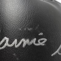"Ernie Shavers Signed Title Boxing Glove Inscribed ""68 KO'S"" (JSA COA) (See Description) at PristineAuction.com"