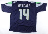 DK Metcalf Signed Jersey (JSA Hologram) at PristineAuction.com