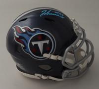 Jeffery Simmons Signed Titans Speed Mini Helmet (JSA COA) at PristineAuction.com