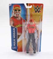 Hulk Hogan Signed WWE Figurine (PSA COA) at PristineAuction.com