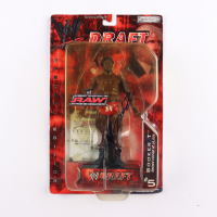 Booker T Signed WWE RAW Draft Figurine (PSA COA) (See Description) at PristineAuction.com