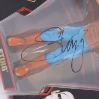 Sting Signed Legends of The Ring Figurine (PSA COA) (See Description) at PristineAuction.com