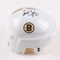 Patrice Bergeron Signed Bruins Mini Helmet (PSA COA) at PristineAuction.com